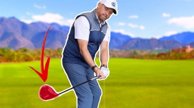The BIGGEST mistake golfers make with DRIVER