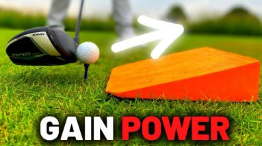 THE ONLY DRIVER LESSON YOU'LL EVER NEED!! Simple golf tips