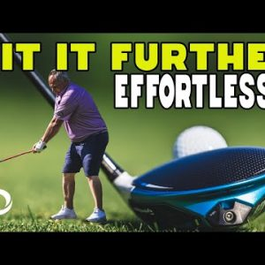 Driver - Hit It Further With Less Effort