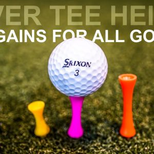 DRIVER TEE HEIGHT AFFECTS EVERYTHING Play Better Golf