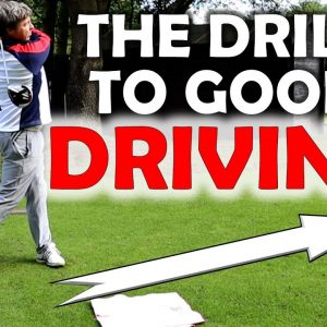 How to hit UP on your driver to maximise distance...