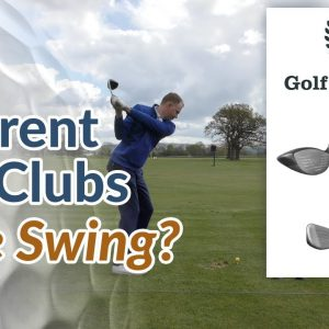 Same Golf Swing? How to Hit Every Golf Club in your Bag