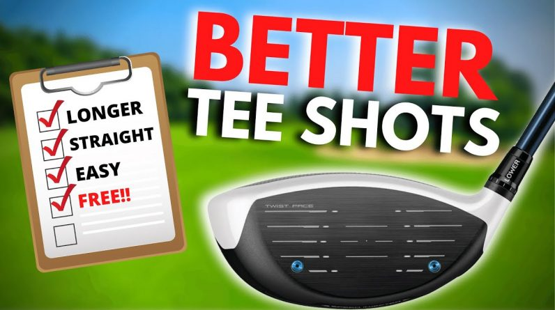 HOW TO HIT YOUR DRIVER LONGER - A SIMPLE CHECK LIST!!!
