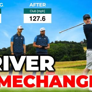This Makes The Driver Swing So Much Easier | How To Hit Your Driver #30YARDSLONGER | ME AND MY GOLF